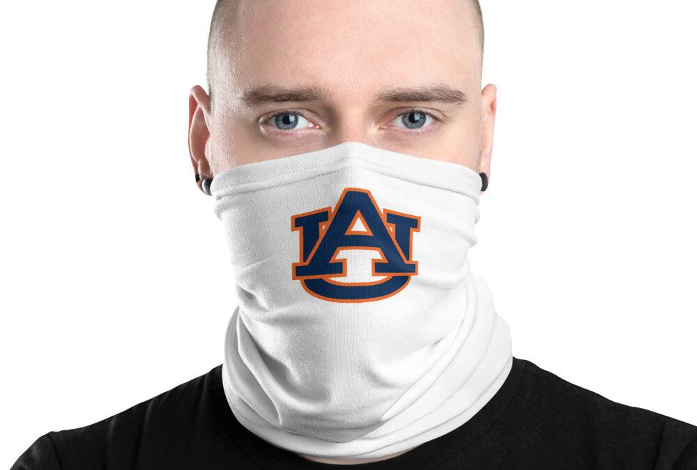 Auburn Face Mask